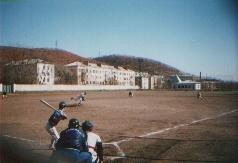 Бейсбол. Фотографии.