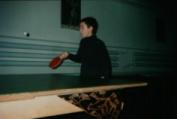Бейсболист Андрей Линский играет не только в бейсбол, но и в теннис. Гостиница под трибунами стадиона, где изредка играют в бейсбол.