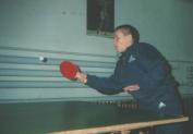Бейсболист Миша Тырловой играет не только в бейсбол, но и в теннис. Гостиница под трибунами стадиона, где изредка играют в бейсбол.