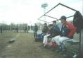 Бейсболисты сахалинского Холмска в своём дагауте