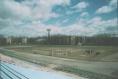 Стадион в Хабаровске, где обычно проходят соревнования по бейсболу.