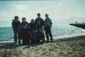 Полуостров Песчаный, июнь 1998 года.